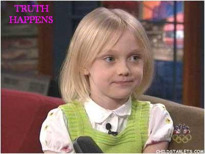 Dakota Fanning I am Sam Hedges 2bTruthur2CreateImmortality4ever Physical Immortality